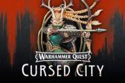 Prendetevi la vostra vendetta sanguinosa nei panni della ribelle Kurnothi in Warhammer Quest: Cursed City
