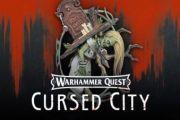 Pensavate che la vita della Cursed City fosse squallida? Aspettate di vedere la Morte