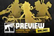 Anteprima Online di Warhammer: Shadow, Iron & Broken Realms